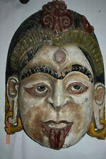 Orig $749 Bhutan Shaman Very Large Mask 20in Prov