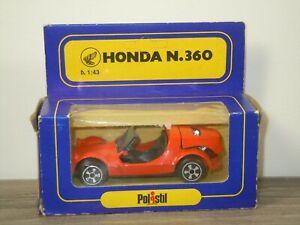 Honda N360 - Polistil E20 Italy 1:43 in Box *53529
