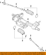 FORD OEM 11-14 Mustang-Rack And Pinion Complete Unit DR3Z3504AE