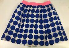 Crewcuts Skirt Sz 12 Polka Dot