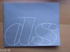 Citroen DS 19 Prospekt / Brochure / Depliant, F