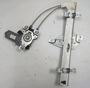 1997-03 Pontiac Grand Prix Rear RH Window Regulator W/Motor Used 19251353 11A14