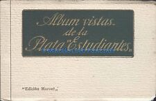 SPORTS ALBUM COMPLETO VISTAS DE LA PLATA ESTUDIANTES ESTADIO ED. MORONI 10 PCs