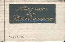 SPORTS ALBUM COMPLETO VISTAS DE LA PLATA ESTUDIANTES ESTADIO ED. MORONI 10 PCs