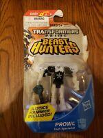 Transformers Prime Beast Hunters #006 Prowl Autobot Legion Class Series 3