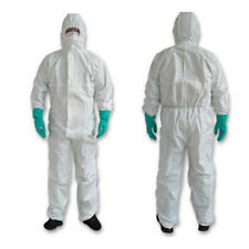 Washable Hazmat Anti-Virus Disposable Safety Coverall Suit Protective Workwear
