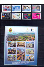 Honduras. Complete stamp issues of 2017. Five issues. MNH