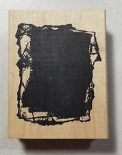 Grunge Background Rubber Stamp Just For Fun