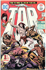 TOR #1 2 3, VF+/NM, 1975, 3 issues, Joe Kubert, Dinosaurs, Jungle, more in store