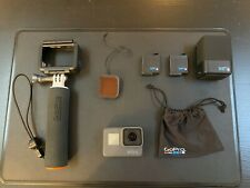 GoPro Hero5 Black Ultra HD 4K Action Camera - 2 Batteries - With Floating Grip
