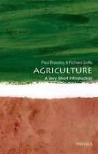 Agriculture: A Very Short Introduction by Brassley, Paul|Soffe, Dr Richard (Pape