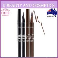 [Etude House] All Day Fix Pen Liner *Black / Brown Eye Liner Eyeliner