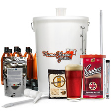 Home Brew Beer Making complet Starter Kit-avec Coopers anglais Amer