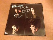 THE ROMANTICS ONE IN A MILLION ~ DO ME ANYWAY YOU WANNA PIC SLEEVE   45 RPM 7''