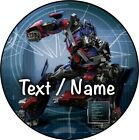 Transformers Optimus Prim Torten-Bild Eßbar Party Deko Personalisiert Geburtstag