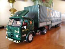 Camión tractora pegaso trailer tradisa modificado 1/43 ixo salvat