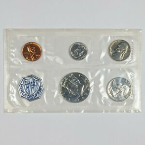1964 US Silver Proof Set 182338B