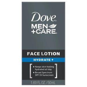 Dove Men+Care Hydrate SPF 15 Face Lotion 50 ml