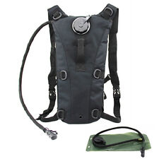 Cycling Climbing Hiking Hydration System Water Bag Pouch Backpack With Bladder