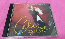 CELINE DION LIVE A L'Olympia KOREA ONLY RARE CD + FREE GIFT