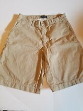 Polo By Ralph Lauren Men's Khakis Shorts Size 29 Great Condition