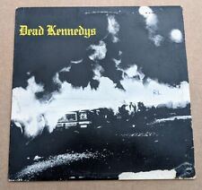 Dead Kennedys – Fresh Fruit For Rotting Vegetables LP 1981 Faulty Products IRS
