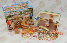 Sylvanian Families Village Store - Boxed Ex Con By Flair