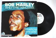 """LP BOB MARLEY AND THE WAILERS """"MELLOW MOOD"""" / TOPLINE RECORDS 1984"""