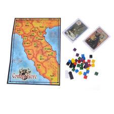 Pop Condottiere Full Set Card Game Board Family Friends party Games P0CA