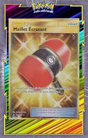 Maillet Écrasant Secret-SL05:Ultra Prisme-166/156 -Carte Pokemon Neuve Française