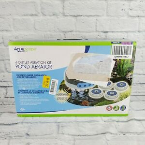 Aquascape 4 Outlet Aeration Kit Pond Aerator