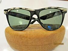 Ray Ban Wayfarer Ii Sunglasses -Street Neat 80s, Ebony, Mother of Pearl Classic!