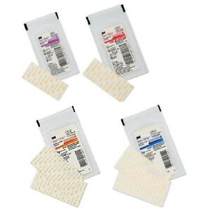 3M Steri Strip Reinforced Skin Wound Closures R1540, R1541,R1546,R1547