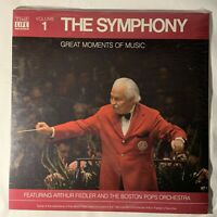 Time Life Records Vol 1: The Symphony Arthur Fiedler Boston Pops New Sealed LP