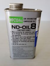 DENSO ND-OIL 8 A/C Compressor oil. Pag 46 Equivalent - Air Conditioning oil