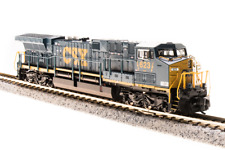 Broadway Limited 3746, N Scale, GE AC6000 CSX #648, Paragon3 Sound/DC/DCC ##
