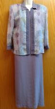 R&M Richards by Karen Kwong Dress and Jacket - size 10 petite