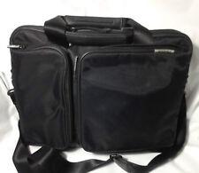 """ZEROSHOCK Mini Laptop Messenger Bag Ballistic Nylon~ 13"""" Padded"""