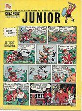 Junior (Supplément à Chez Nous) - N°52 - 1966 - ABE