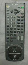 Sony RMT-V129A TV/VTR Remote Control