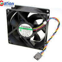 For SUNON PSD1209PLV2-A 9cm 9032 90mm DC 12V 4.2W 4 -wire fan WC236-A00