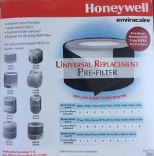 Nib Honeywell Carbon Pre Filter Universal Replacement 38002 Factory Sealed
