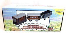Britt Allcrofts 1993 Thomas & Friends Toby The Tram Engine Toy Train Set MIB