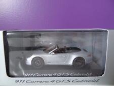 Porsche 911 991 Carrera 4 GTS Cabriolet Schuco 1/43 Dealer Edition WAP 0201030F