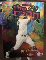 """Pete Alonso, New York Mets, 2020 Topps Finest """"The Man"""" SP"""