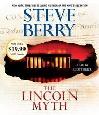 Cotton Malone: The Lincoln Myth by Steve Berry (2015, CD, Abridged)