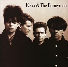 CD Album Echo & Bunnymen - Self Titled (Mini LP Style Card Case) NEW