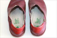 EL NATURALISTA Sneakers Cuir Violet Doublés Cuir T 38 TBE