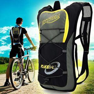 Leichter Kleiner Rucksack Wasserdicht für Fahrrad Motorrad Laufen Bike Sport Ski