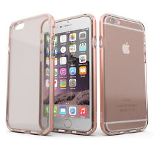 Apple iPhone 6 & iPhone 6S clear case by Koko Cases [Harvey] Rose Gold